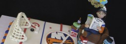 Islanders/Hockey cake