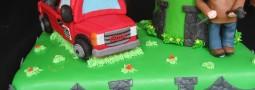 Mason cake