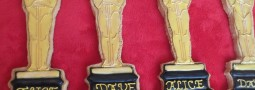 Oscar – Academy Award cookie pops