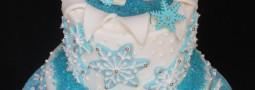 Frozen / Elsa cake