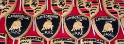 Exotic cars cookie pops – Porsche and Lamborghini