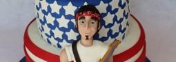 Bruce Springsteen cake